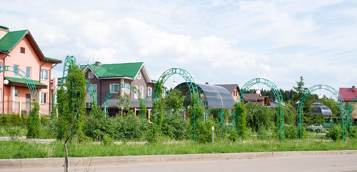 Зеленая зона в КП Фэмили Клаб
