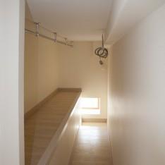 Второй уровень гардеробной, таун в КП Арт Вилладже