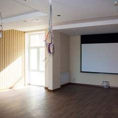Гостиная, вид 2, таунхаус в КП Art Village