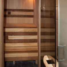 Сауна, 2 этаж, вид 1, таун в Арт Вилладже