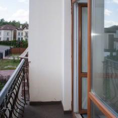 Балкон комнаты на 2 этаже, таунхаус в Арт Вилладже