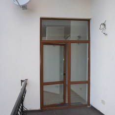 Балкон на 2 этаже, таун в Арт Вилладже