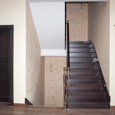 Лестница на мансарду, таун, КП Арт Вилладже