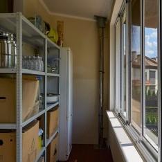 Балкон спальни 2 на втором этаже