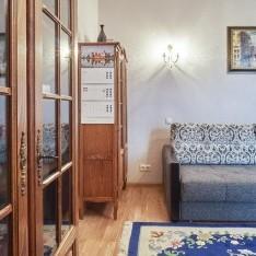 Таунхаус 5-5 вид кабинета на 2 этаже