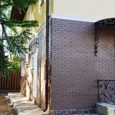 Вход в коттедж № 3, КП Арт Вилладж