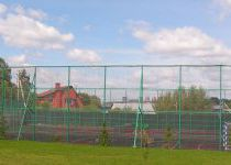 Футбол, баскетбол, теннис в поселке Family Club